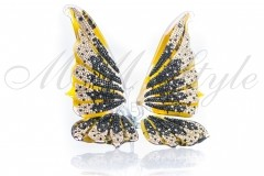 Butterfly 10cm with crystals Swarovski 1