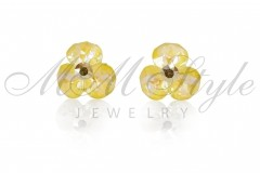 Earrings triple xilion - Sunshine Delite