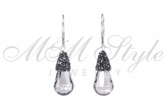 Earrings Caboshete Lux - Satin
