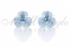 Earrings triple xilion - Aqua Ignite 1