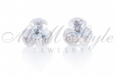 Earrings triple xilion - Crystal Ignite 1