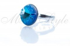 Ring sea urchin 14mm - Bermuda Blue 1