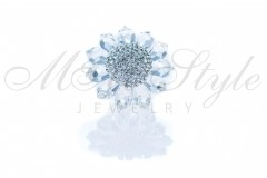 Ring daisy - Crystal 1